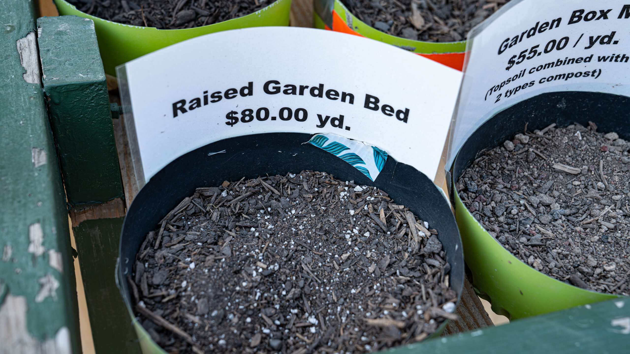 Raised Garden Bed - Adams Gardens